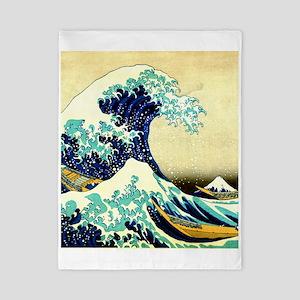 The Great Wave off Kanagawa Twin Duvet