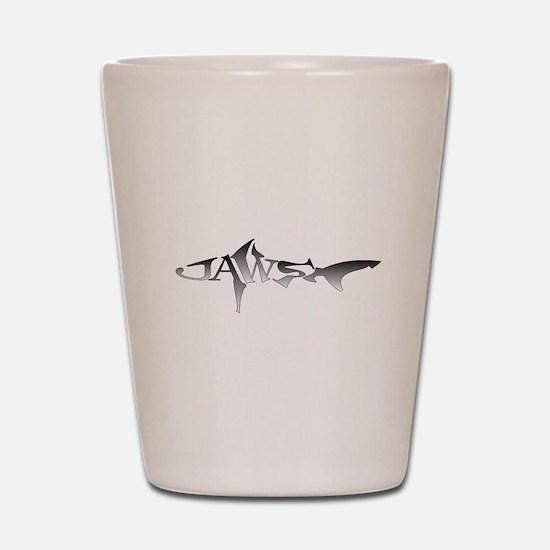 JAWS Shot Glass