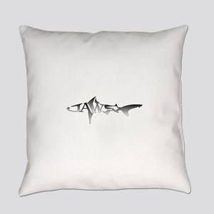 JAWS Everyday Pillow