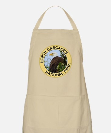 North Cascades NP (Bald Eagle) BBQ Apron