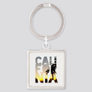 CA for California - Typo Keychains
