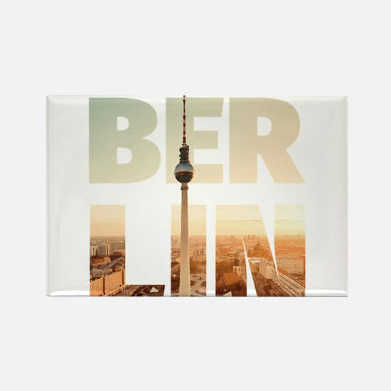 BERLIN CITY – Typo Magnets