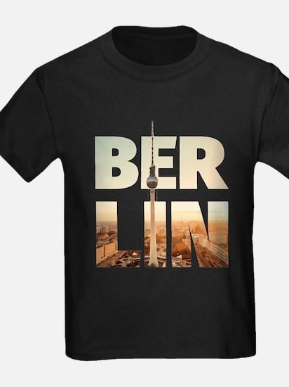 BERLIN CITY – Typo T-Shirt