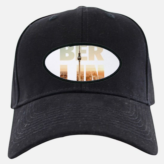 BERLIN CITY – Typo Baseball Hat