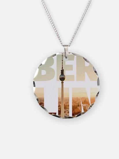 BERLIN CITY – Typo Necklace