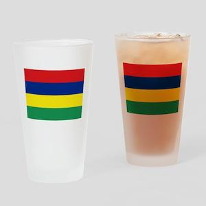 Mauritius Drinking Glass