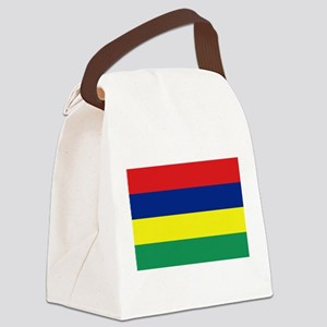 Mauritius Canvas Lunch Bag