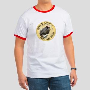 Grand Canyon NP (California Condor) Ringer T