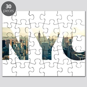 NYC for NEW YORK CITY - Typo Puzzle