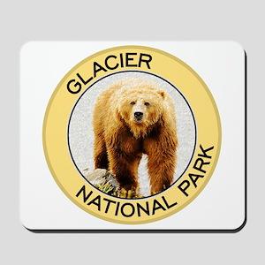 Glacier NP (Grizzly Bear) Mousepad
