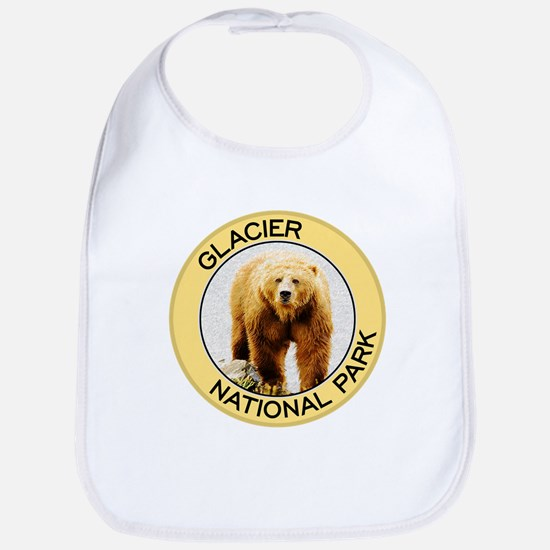 Glacier NP (Grizzly Bear) Bib