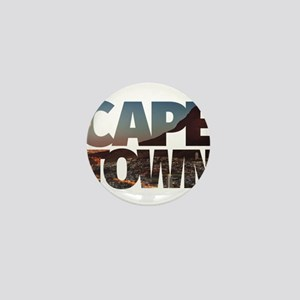 CAPE TOWN CITY – Typo Mini Button