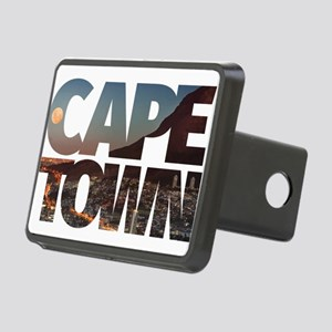 CAPE TOWN CITY – Typo Rectangular Hitch Cover