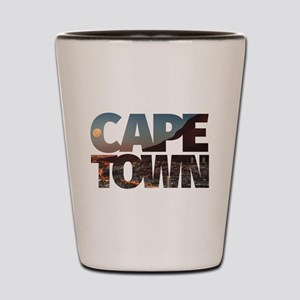 CAPE TOWN CITY – Typo Shot Glass