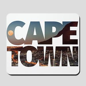 CAPE TOWN CITY – Typo Mousepad