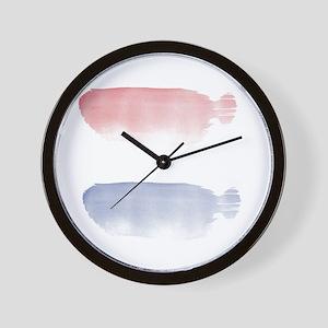Netherland Flag Dutch Wall Clock