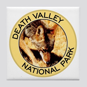 Death Valley NP (Coyote) Tile Coaster