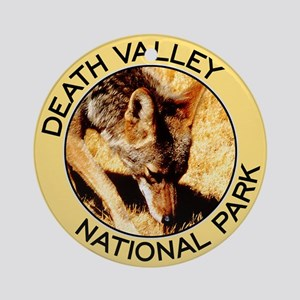 Death Valley NP (Coyote) Ornament (Round)