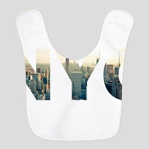 NYC for NEW YORK CITY - Typo Bib