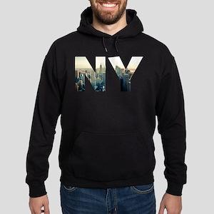 New York City - Sunset Hoodie (dark)
