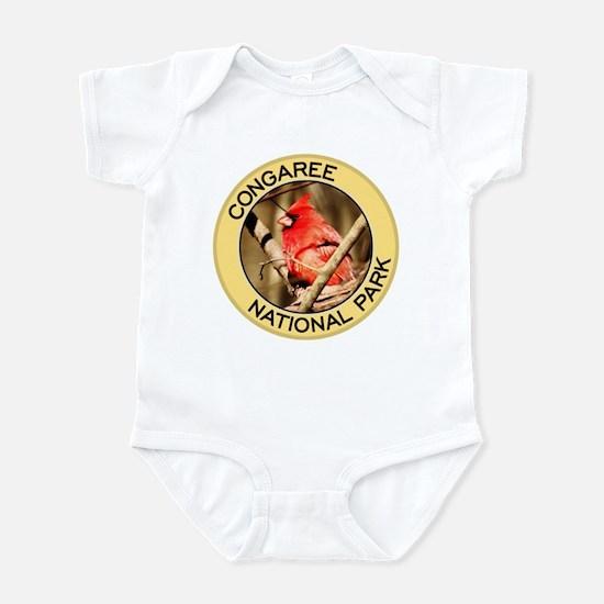 Congaree NP (Cardinal) Infant Bodysuit