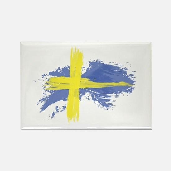 Sweden Flag Stockholm Magnets