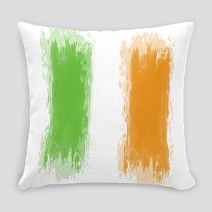 Ireland Flag Dublin Flag Everyday Pillow