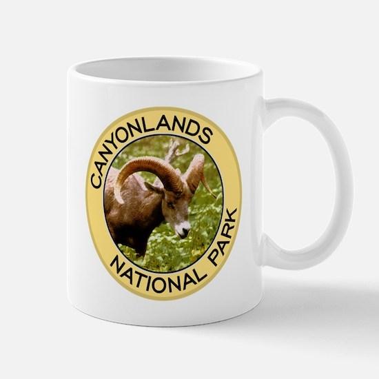 Canyonlands NP (Bighorn Sheep) Mug