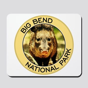 Big Bend NP (Javelina) Mousepad