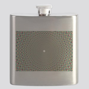 Psychedelics #2 Moving Picture Flask