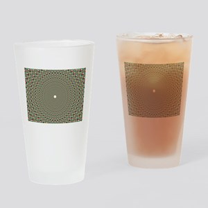 Psychedelics #2 Moving Picture Drinking Glass