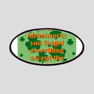 Irish Alzheimers Patch