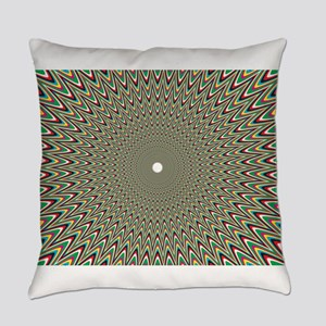 Psychedelics #2 Moving Picture Everyday Pillow