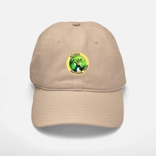 Acadia NP (Deer) Baseball Baseball Cap