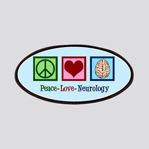 Peace Love Neurology Patch