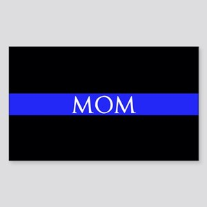 Police Mom Sticker