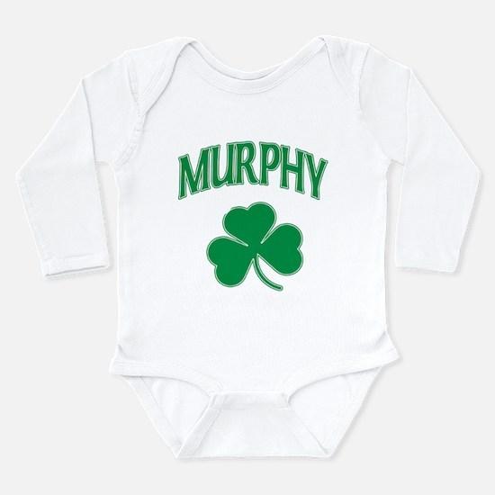 Cute Irish surname Long Sleeve Infant Bodysuit