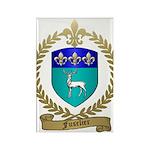 FUSELIER Family Crest Rectangle Magnet (100 pack)