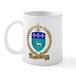 FUSELIER Family Crest Mug