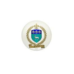 FUSELIER Family Crest Mini Button (10 pack)