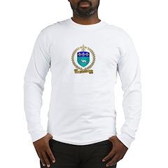 FUSELIER Family Crest Long Sleeve T-Shirt