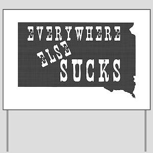 South Dakota Yard Sign