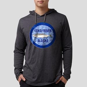 Kenai, Alaska, Alaskan Long Sleeve T-Shirt