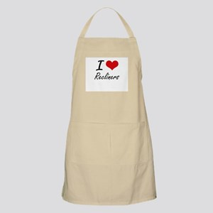 I love Recliners Apron