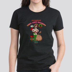 Christmas Naughty Elf T-Shirt
