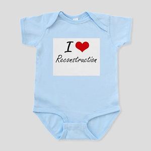 I Love Reconstruction Body Suit
