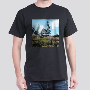 Marginal Way House And Pine T-Shirt