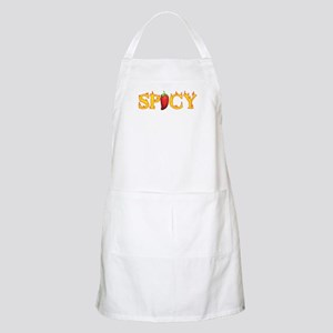 Spicy Hot BBQ Apron