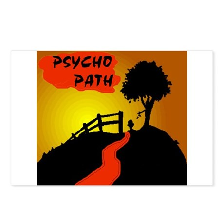 PSYCHO PATH Postcards (Package of 8)
