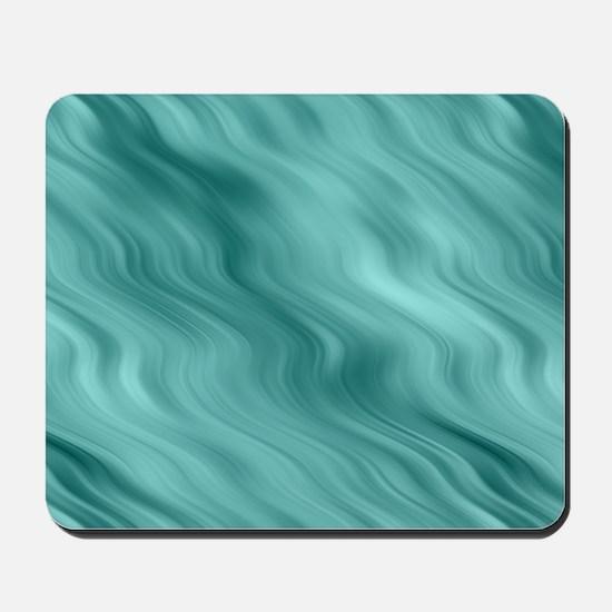 Blue Waves Mousepad